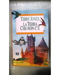 Terry Jones: La terra che non c'è Ill.to Fuori catalogo Ed. Mondadori A28