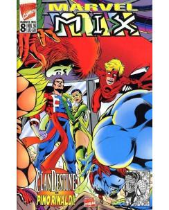 Marvel Mix n.  8 ed.Marvel Comics