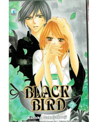 Black Bird  7 di Kanoko Sakurakouji ed.Star Comics