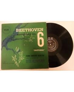 33 Giri  Beethoven symphony no. 6 - PL6960 - Vox - 100