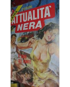 Attualità Nera extra 76 ed.Edfumetto EROTICO