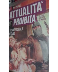 Attualità Proibita 34  ed.Edfumetto EROTICO
