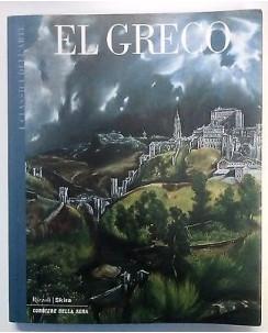 I Classici dell'arte: El Greco Ill.to Edizioni Rizzoli/Skira A33