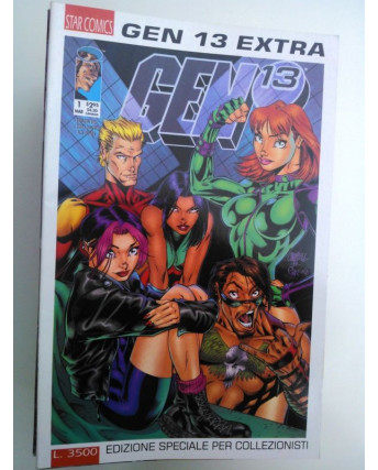 Gen 13 n.  (Extra, ed. speciale per collezionisti) - Ed. Star Comics