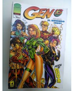 """Gen 13 n. 1 : """"Persi in paradiso"""" -Giugno 1996- Ed. Star Comics"""
