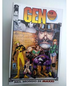 """Gen 13 n. 4 """"Nel mondo di Maxx!"""" -Settembre 1996- Ed. Star Comics"""