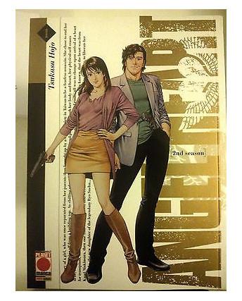Angel Heart 2nd Season  1 Variant di Tsukasa Hojo ed.Panini