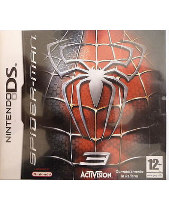 VIDEOGIOCO PER NINTENDO DS: SPIDER-MAN 3 - 12+