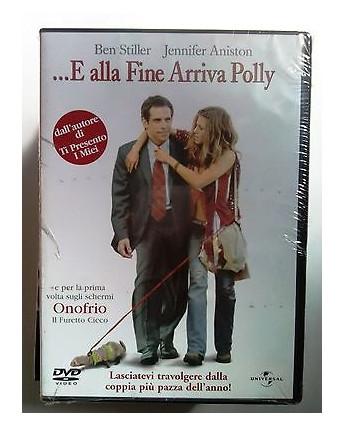 ...E ALLA FINE ARRIVA POLLY con B. Stiller, J. Aniston  * DVD BLISTERATO!