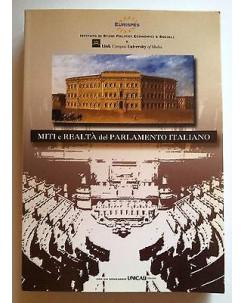 Miti e Realta' del Parlamento Italiano EURISPES A15