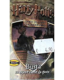 Harry Potter gioco di carte busta NUOVA Wizards