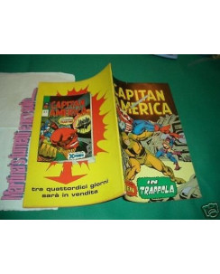 Capitan America n. 11 ed.Corno*OTTIMO*****************