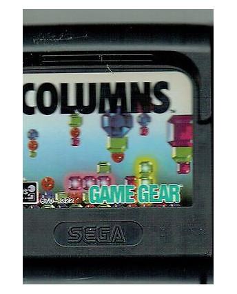 Videogioco GAME GEAR Sega : COLUMNS no BOX no libretto