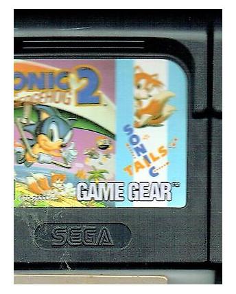 Videogioco GAME GEAR Sega : SONIC 2 no BOX no libretto