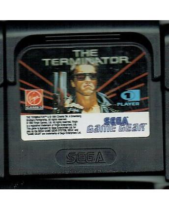 Videogioco GAME GEAR Sega : THE TERMINATOR no BOX no libretto