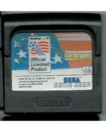 Videogioco GAME GEAR Sega :WORLD CUP 94 no BOX no libretto