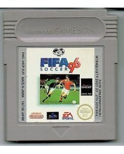Videogioco NINTENDO GAME BOY:FIFA 96 no BOX no libretto