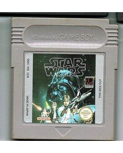 Videogioco NINTENDO GAME BOY:STAR WARS no BOX no libretto