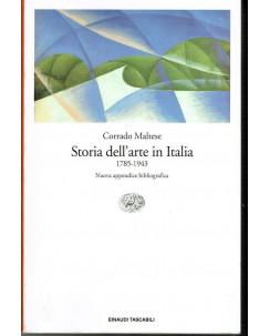 Corrado Maltese:Storia dell'arte in Italia 1785/1943 ed.Einaudi Tascabile A86