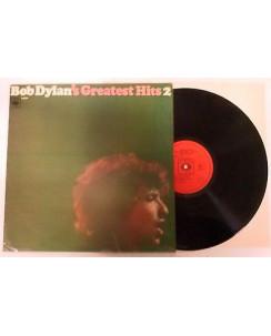 33 Giri  Bob Dylan's Greatest Hits 2 - 599287 - CBS - 050