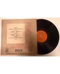 33 Giri  Beethoven Symphony 7 in a mayor opus 92 - LXT2547 - Decca - 104