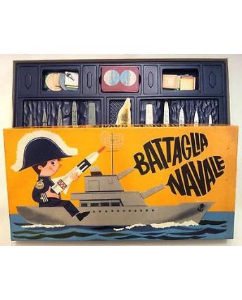 Battaglia Navale - Gioco in Scatola Vintage Anni '80