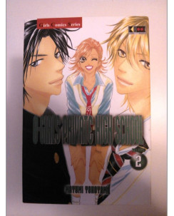 B-Girls Private High School di Mayumi Yohoyama -Vol. 02- Sconto 50% Ed.Flashbook