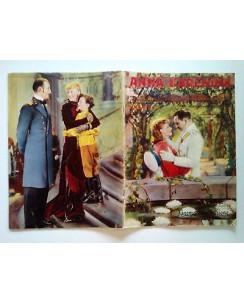 Anna Karenina - Greta Garbo, March *Supp Cinema Illustrazione ott./nov. 1935 FC