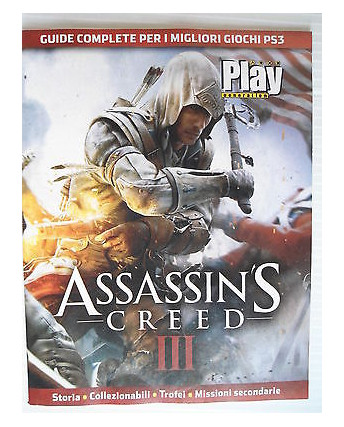 Allegato Play Generation PS3 Assassin's Creed III FF03