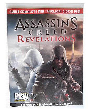 Allegato Play Generation PS3 Assassin's Creed Revelations FF03