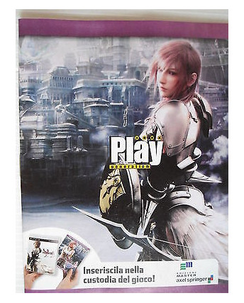 Allegato Play Generation PS3 Final Fantasy XIII-2 FF03