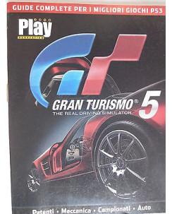 Allegato Play Generation PS3 Gran Turismo 5 The real driving simulator FF03