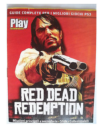 Allegato Play Generation PS3 Red Dead Redemption FF03