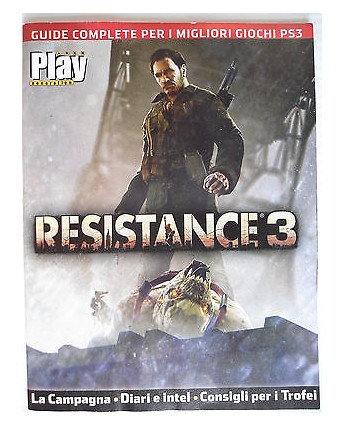 Allegato Play Generation PS3 Resistance 3 FIFA 12 FF03