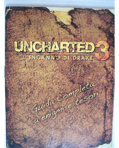 Allegato Play Generation PS3 Uncharted 3 L'inganno di Drake