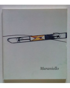Maraniello Abbracci' febbraio-marzo 1991 ed. L'Isola [SR] A64