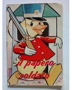 Il Papero Soldato * per bambini * ed. Malipiero 1971 n. 77 - S025