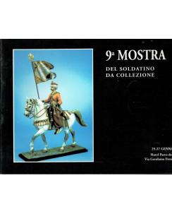 9 mostra Soldatino da collezione Roma gen 1997 ed.TipoLito A20