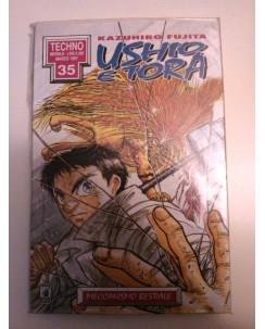 "Ushio e Tora n. 3 ""Meccanismo bestiale"" di Kazuhiro Fujita Ed. Star Comics"