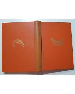 Veronese: Dizionario del pescatore italiano di acqua dolce ed. Bietti 1965 A85
