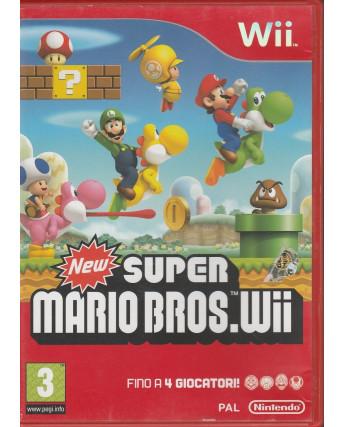 Videogioco per Nintendo Wii: New Super Mario Bros - 3+