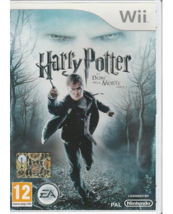 Videogioco per Nintendo Wii: Harry Potter E i doni della morte  - 12+