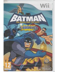 Videogioco per Nintendo Wii: Batman the brave and the bold (blisterato) - 12+