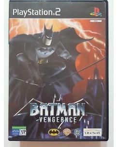 Videogioco per Playstation 2: BATMAN VENGEANCE