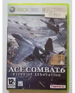Videogioco per XBOX 360: ACE COMBAT 6 FIRES OF LIBERATION - 12+