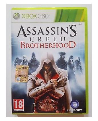 Videogioco per XBOX 360: ASSASSIN'S CREED BROTHERHOOD 18+