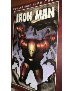 100% Marvel Iron Man Extremis di Warren Ellis ed.Panini ristampa