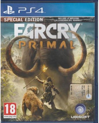 Videogioco per Playstation 4: FarCry Primal - 18+