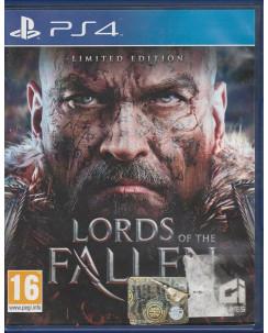 Videogioco per Playstation 4: Lords of the Fallen limited edition(no libr.)- 16+