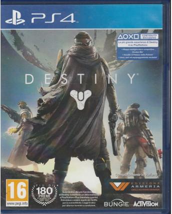 Videogioco per Playstation 4: Destiny (no libretto) - 16+